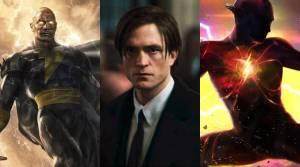 DC Fandome, the batman, the flash, black adam