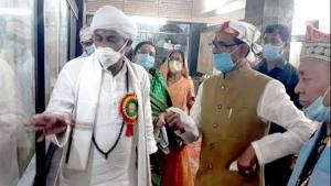 Chief Minister Shri Chouhan visited Shri Prannath Ji Museum