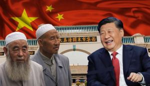 Chinese invent Chinese Islam. Its features are quite...umm…different