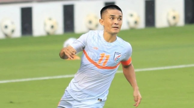 India captain Sunil Chhetri opens up on football career: Very little time and games left