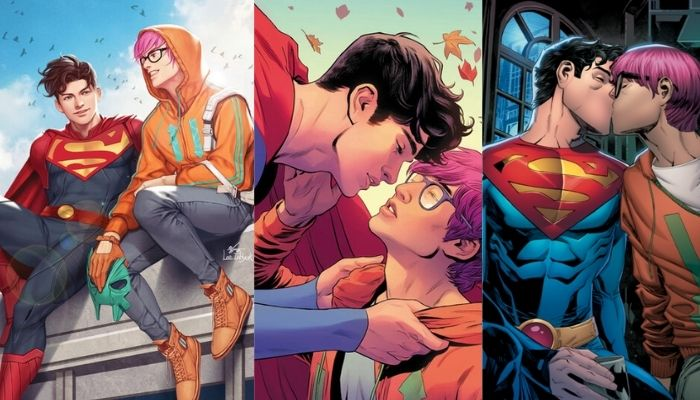 New Superman will be Super-woke: Bisexual, and protesting against refugee deportation