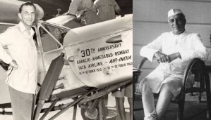 PM Nehru robbed Air India in broad daylight and left JRD Tata anguished