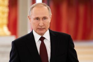 Vladimir Putin calls gender politics a borderline crime against humanity
