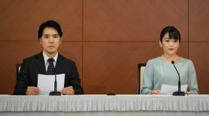Who are Japan's Princess Mako and her husband, Kei Komuro?