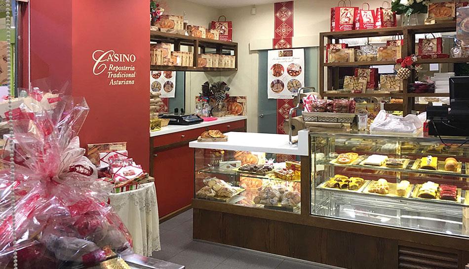 LOCALES  Repostera Casino  Tienda online