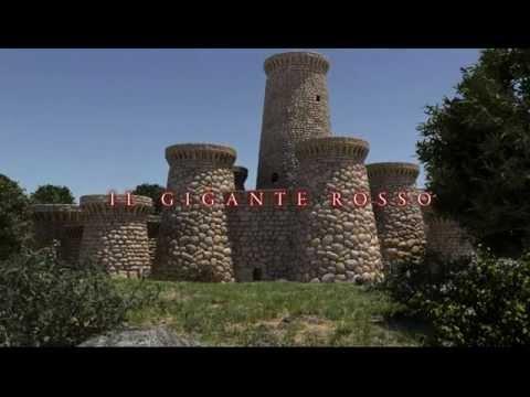 Ricostruzione 3D del Nuraghe Arrubiu  Video