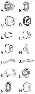 Corghi EM Model Wheel Balancer Accessories