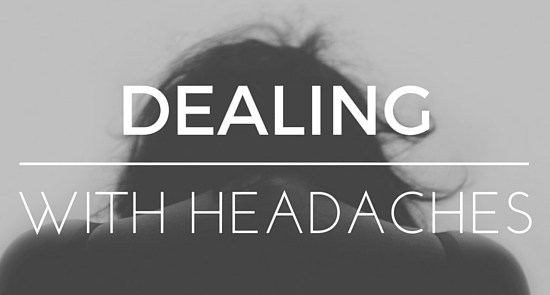 dealing with headaches