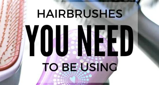 goody hairbrush review