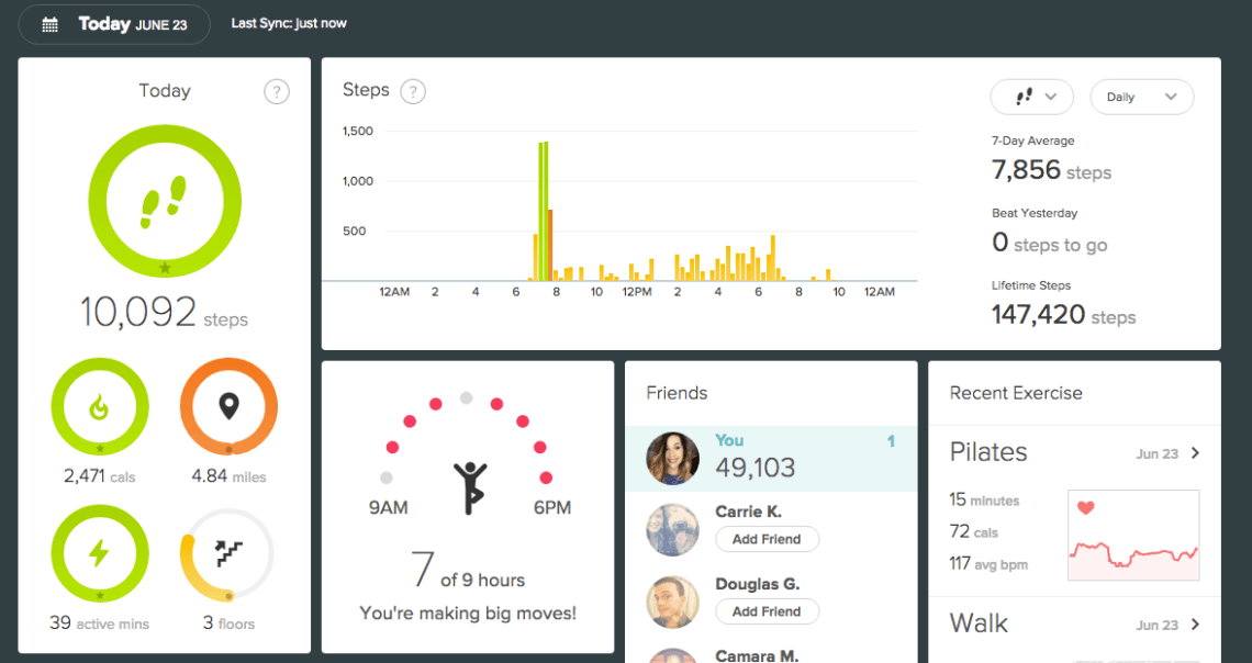 Is a Fitbit worth it? How it changed my life in one month