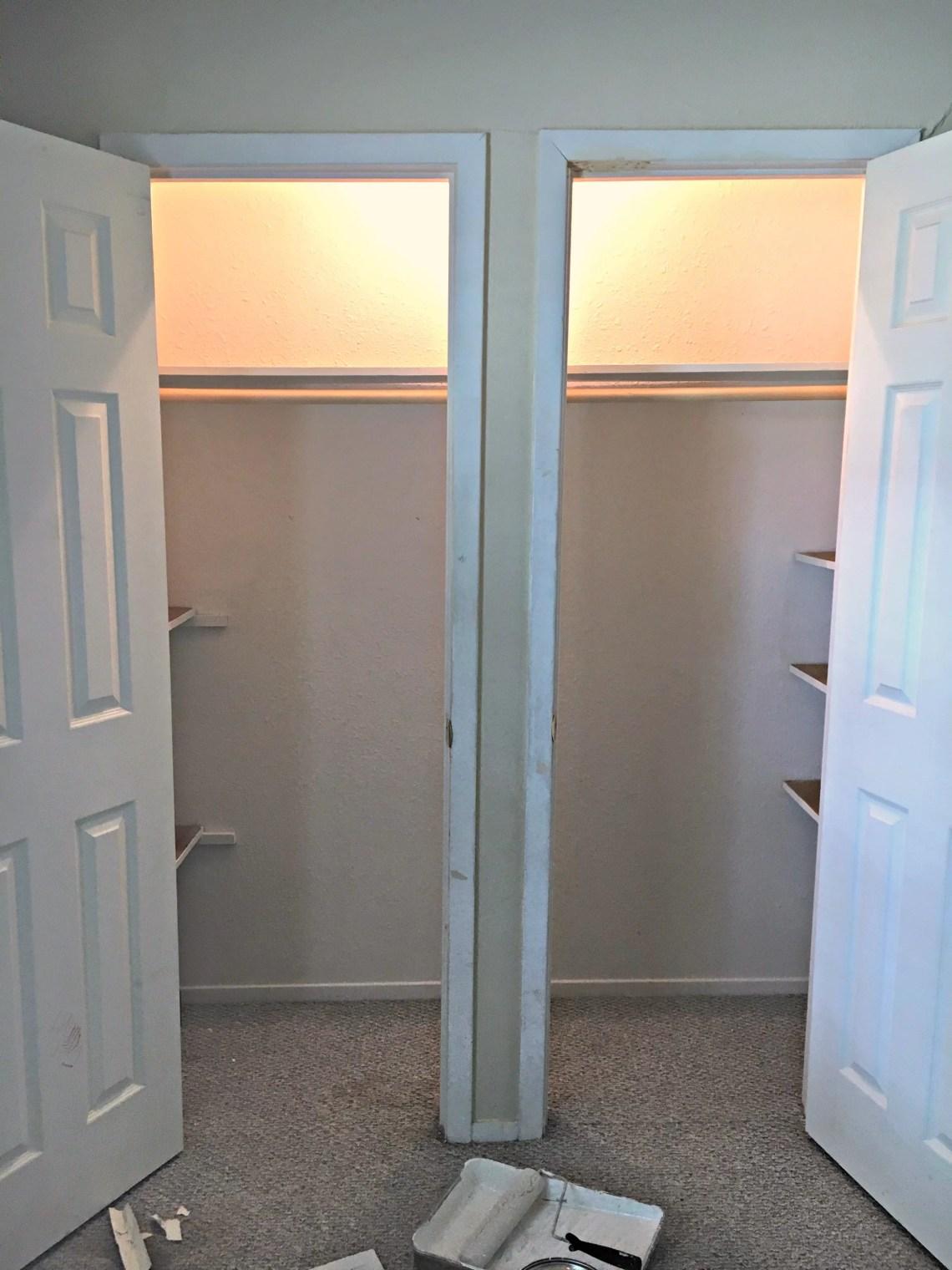 How to Transform Your Closet Under $30