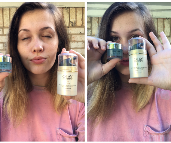 I tried the Olay 28 Day Challenge, and this is what happened