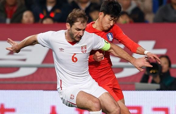 Prijateljska: Južna Koreja – Srbija 1:1