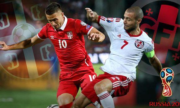 Kvalifikacije za SP 2018: Srbija – Gruzija 1:0 (0:0)