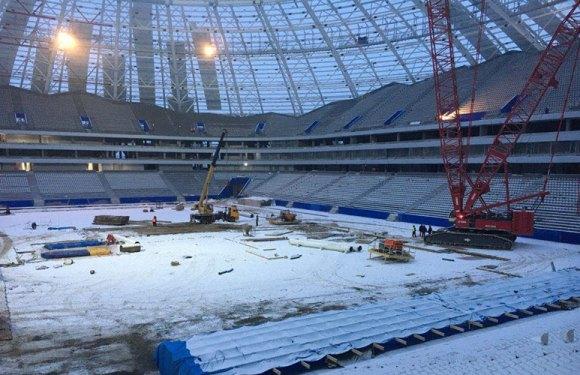 Stadion u Samari, na kome treba da igra Srbija – nije bezbedan?!
