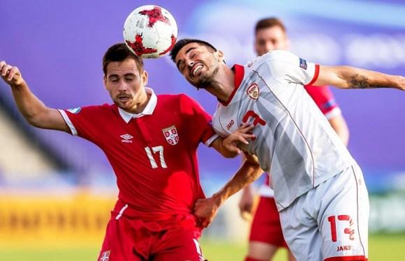 U21 EURO: Nakon remija sa Makedonijom, šanse za plasman u polufinale minimalne (VIDEO)