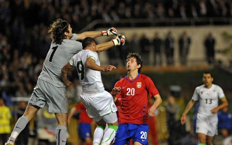 682. Alžir – Srbija 0-3