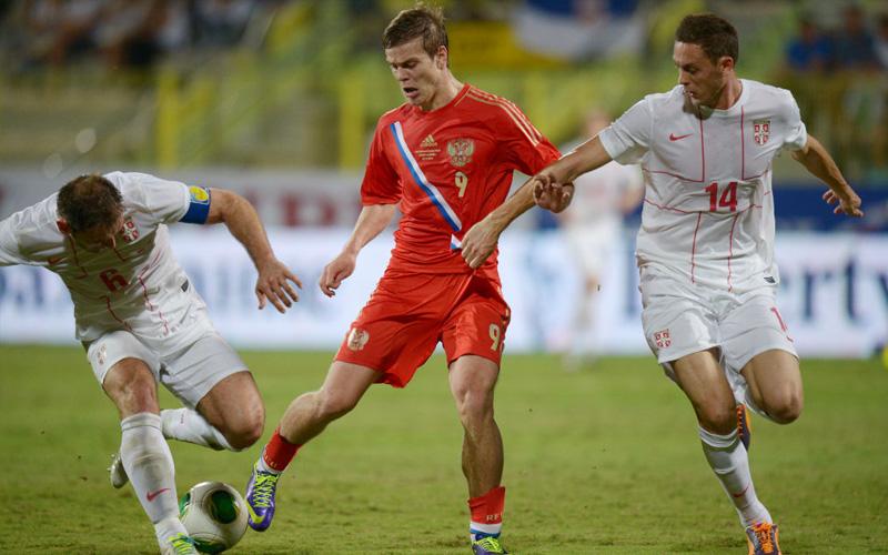 Prijateljska: Rusija – Srbija 1-1 (VIDEO)