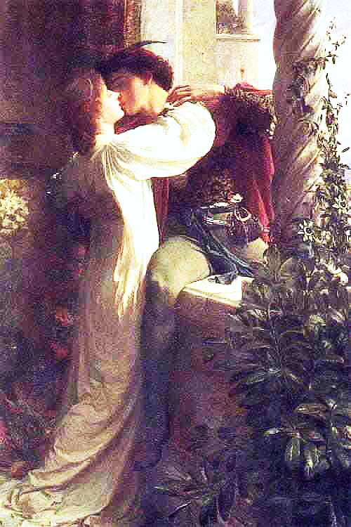 Dicksee  Romeo and Juliet  Fine Art Reproduction