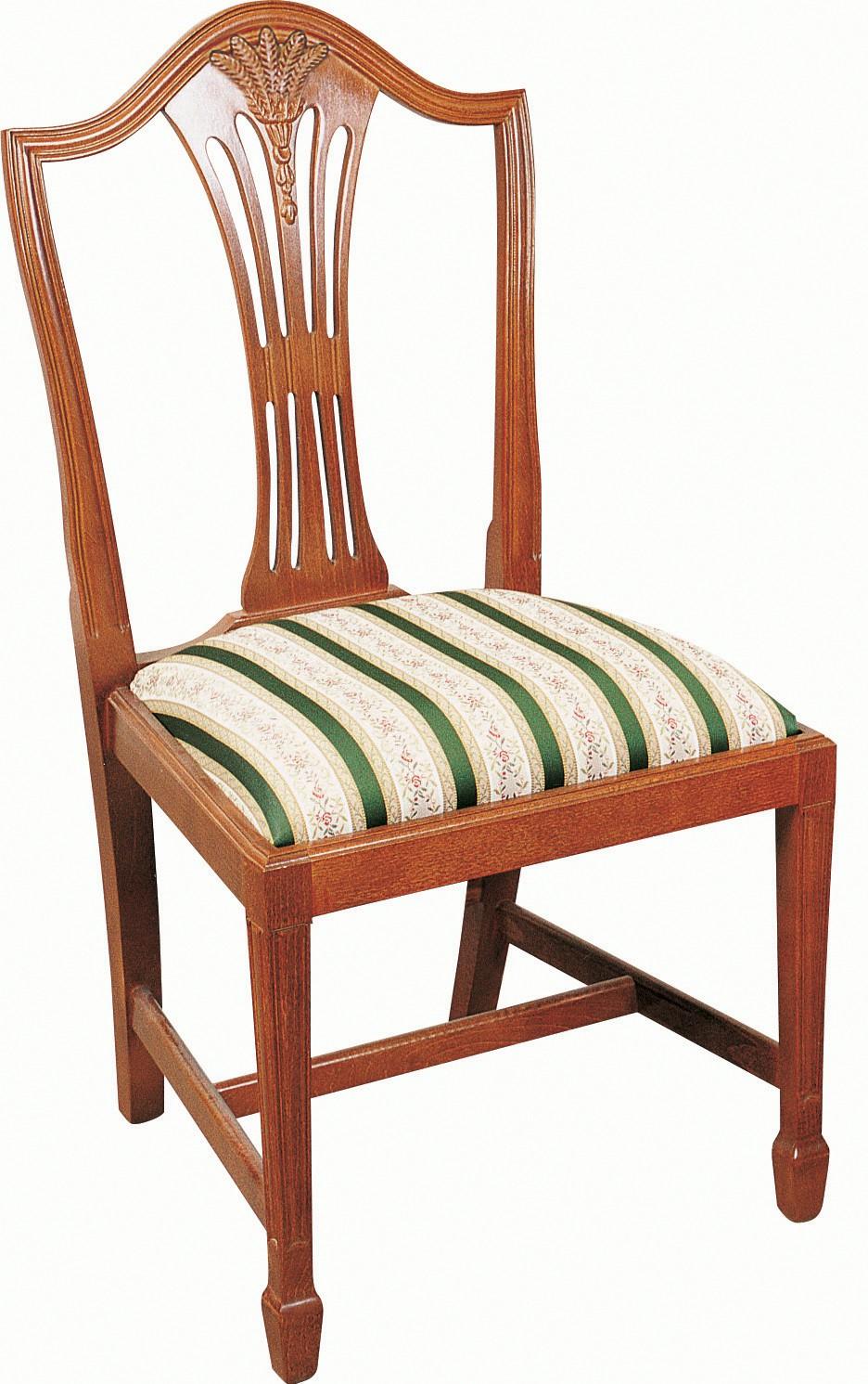 Hepplewhite Wheatear chair  Chairs