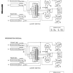 3 Conductor Pickup Wiring Diagram Guitar Wire Ibanez Electric Harness Get Free Image About