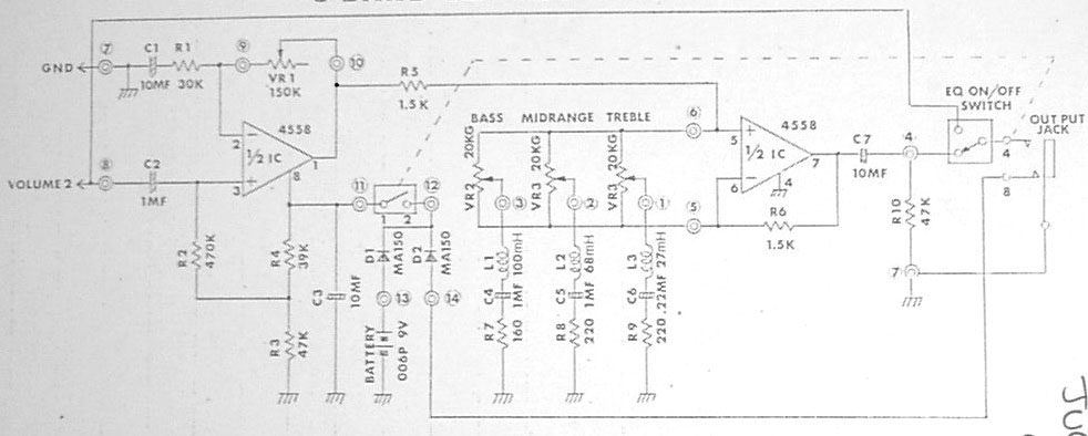 Ibanez Electric Guitar Wiring Diagrams