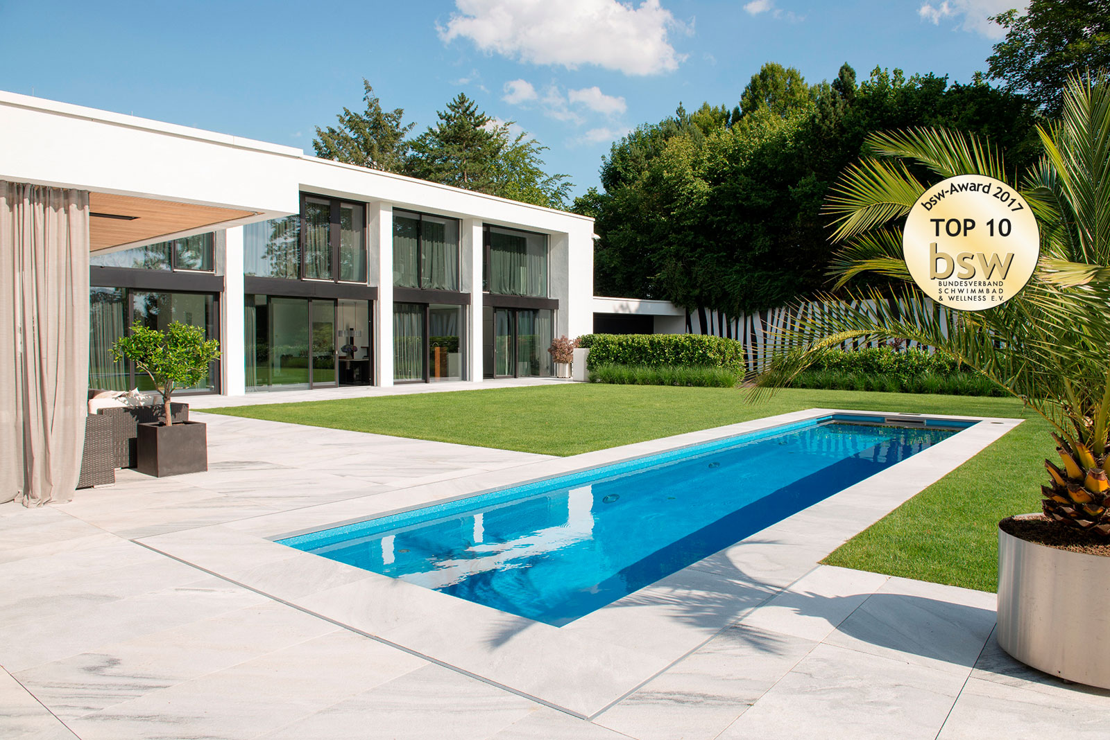 Reps Gmbh / Schwimmbad / Whirlpool / Poolservice
