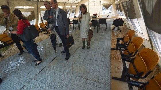 """Palagiustizia inagibile a Bari, il governo pronto al decreto: """"Alcuni uffici presto in altra sede"""""""