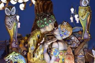 Risultati immagini per il bacio di klimt tra due uomini