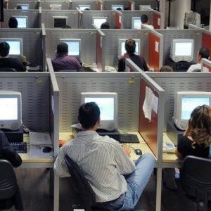 Bari Sciopero Al Call Center Olisistem Start Lavoro A