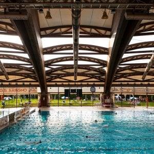 Genova la Riviera inizia nella piscina di Pr  Repubblicait