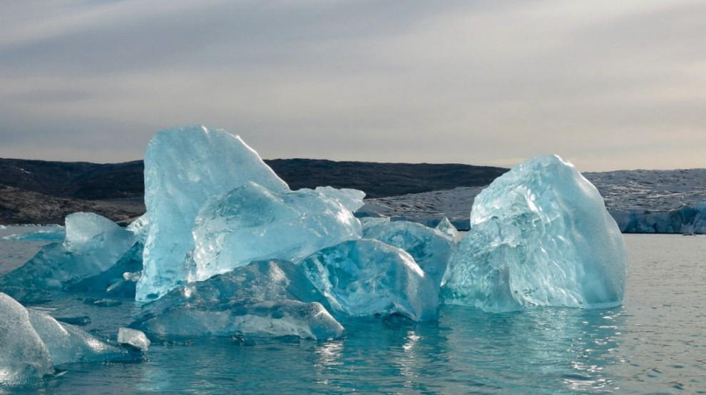 Groenlandia gli scatti raccontano i colori del ghiaccio