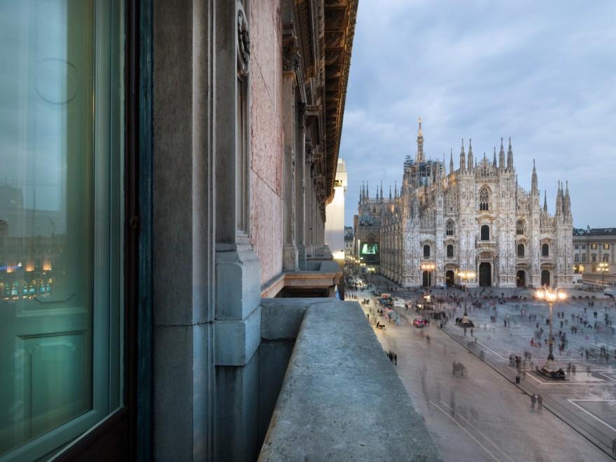 Milano il super hotel vista Duomo con le suite dautore  1 di 1  Milano  Repubblicait