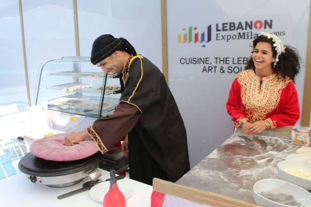Falafel hummus e narghil le specialit del Libano a
