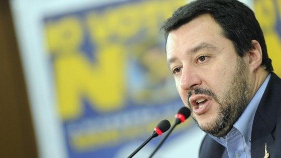 Primarie Lega, Salvini dopo la vittoria: