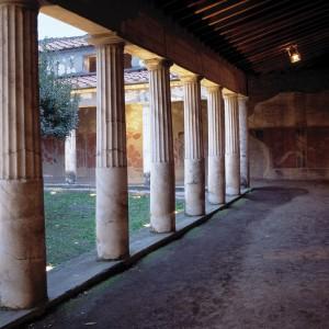 Villa di Poppea a Oplontis trovato laffaccio sul mare
