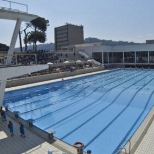 Napoli Mostra dOltremare chiuse piscina e palestra  Repubblicait