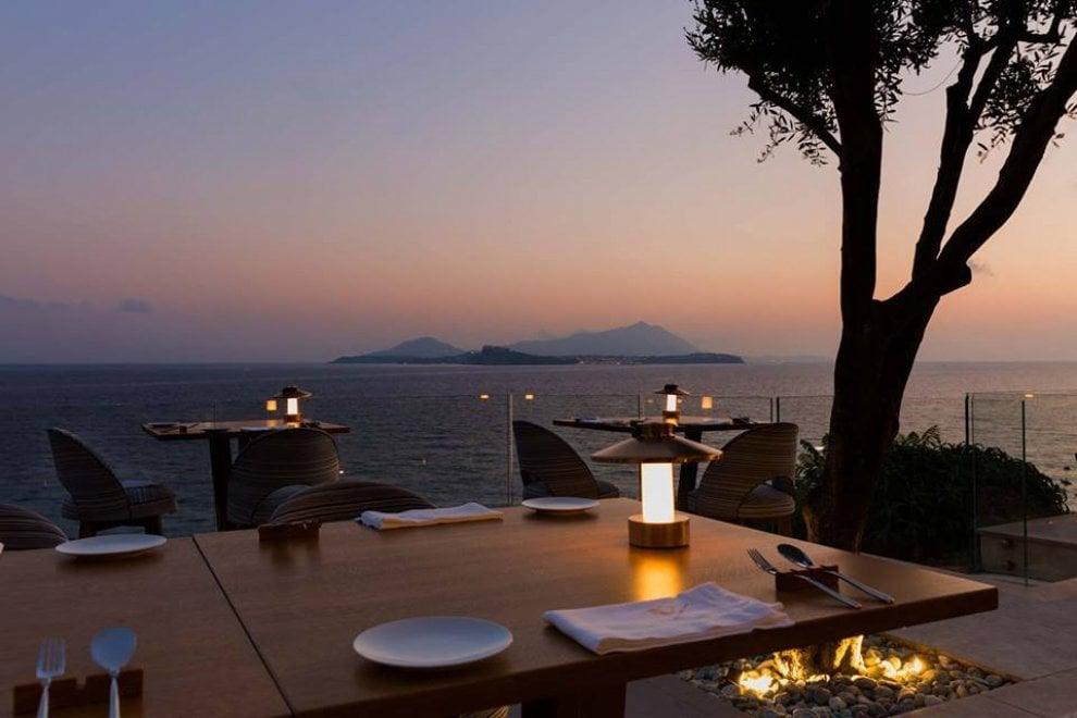 In Campania il ristorante pi romantico dItalia  il