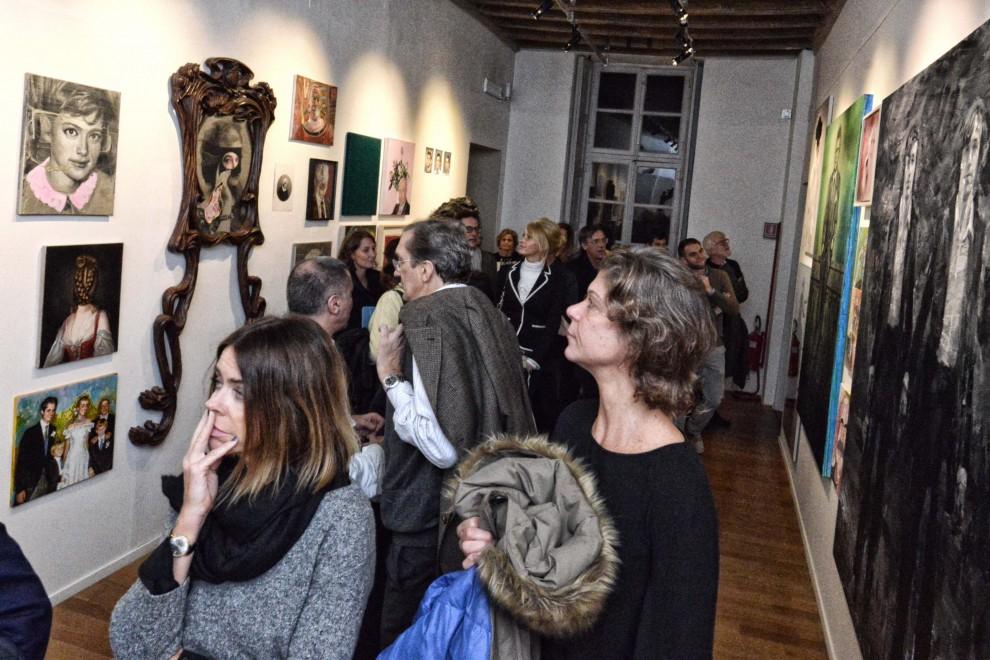 Sesso e morte nella mostra di Cattelan a Torino