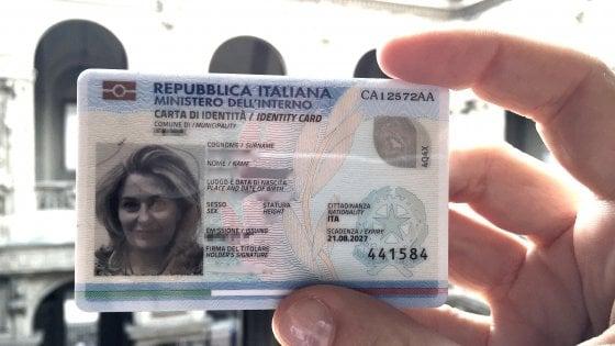 Torino La Carta Didentità Diventa Solo Elettronica Dall8