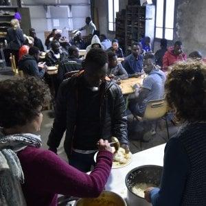 """A Briançon tra i  i migranti che ce l'hanno fatta: """"Italia? Non ci vogliamo tornare"""""""