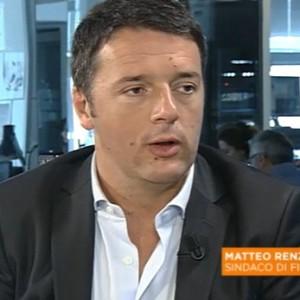 """Renzi: """"Il centro è una balla mediatica, il modello è Clinton"""""""