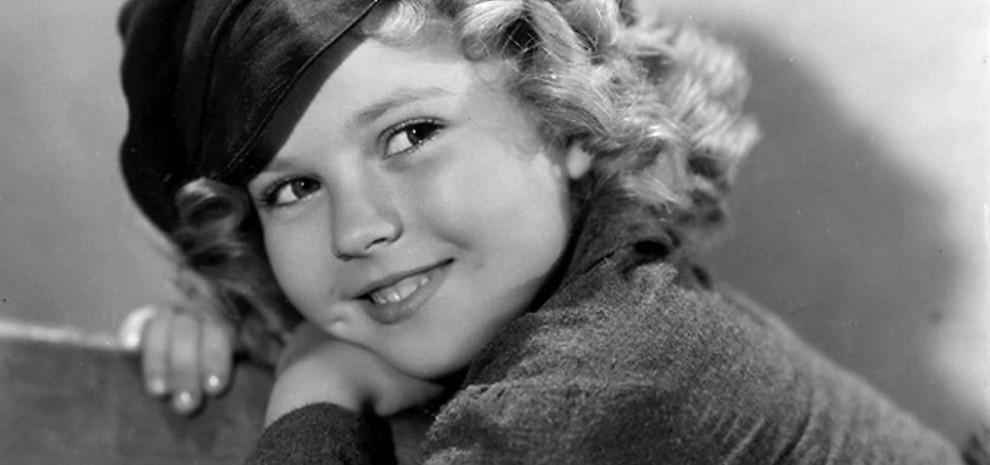"""È morta Shirley Temple, """"Riccioli d'oro"""". Fu l'enfant prodige di Hollywood"""
