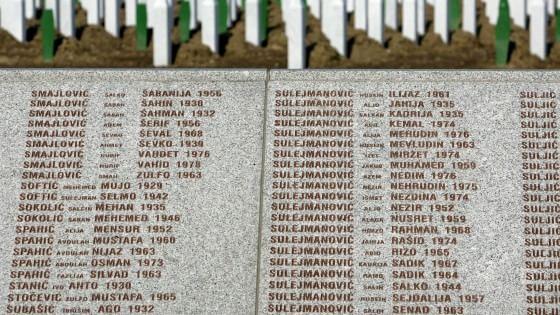 Massacro di Srebrenica, l'Observer: