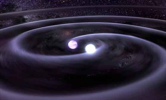 Física, o anúncio do século: observar ondas gravitacionais hipótese de Einstein