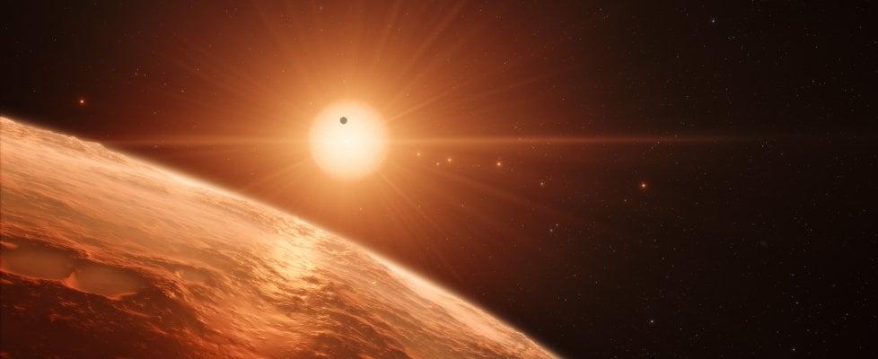 Nasa La Terra Ha Sette Sorelle Scoperto Un Nuovo Sistema