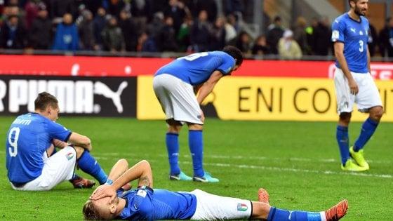 Retroscena Nazionale, Ventura voleva dimettersi dopo Svezia-Italia