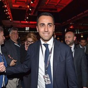"""Di Maio a Salvini: """"No a governi-ammucchiata, da Arcore non può partire nessun cambiamento"""""""