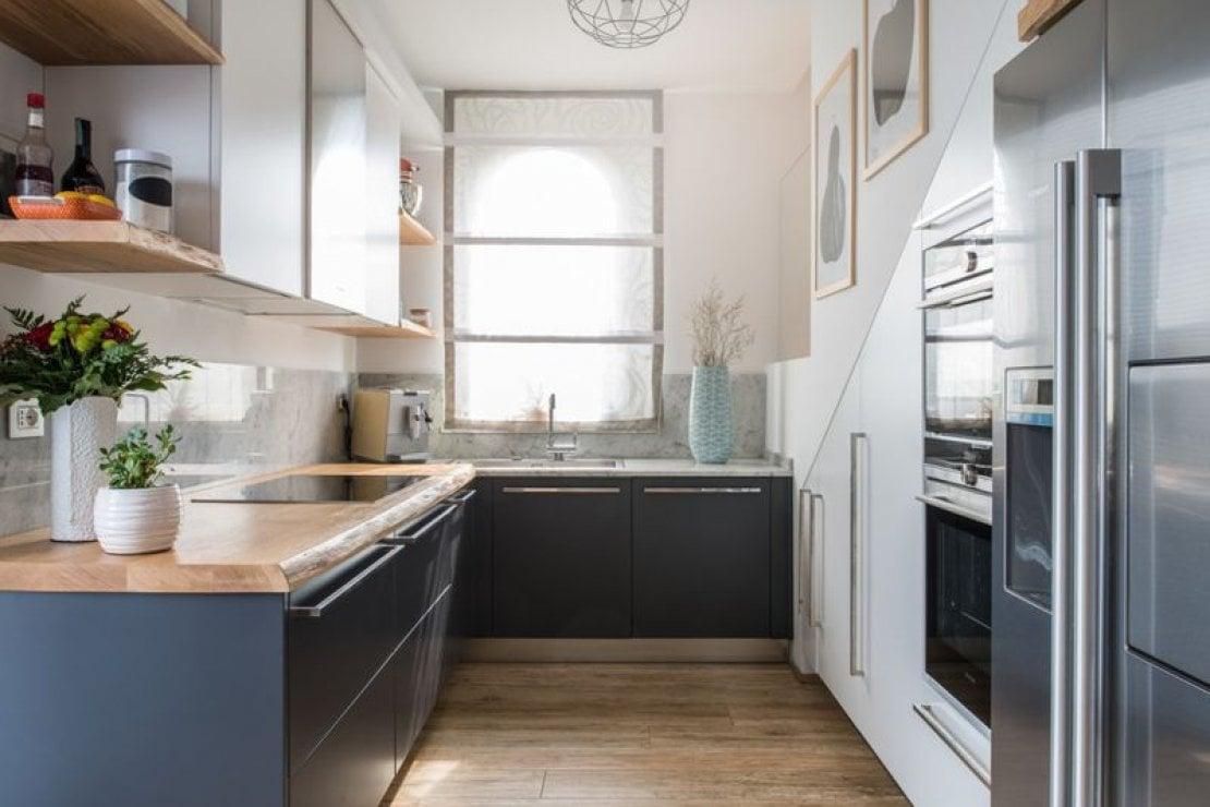 Cucina Nel Sottoscala Due Esempi Di Skema Utilizzato In