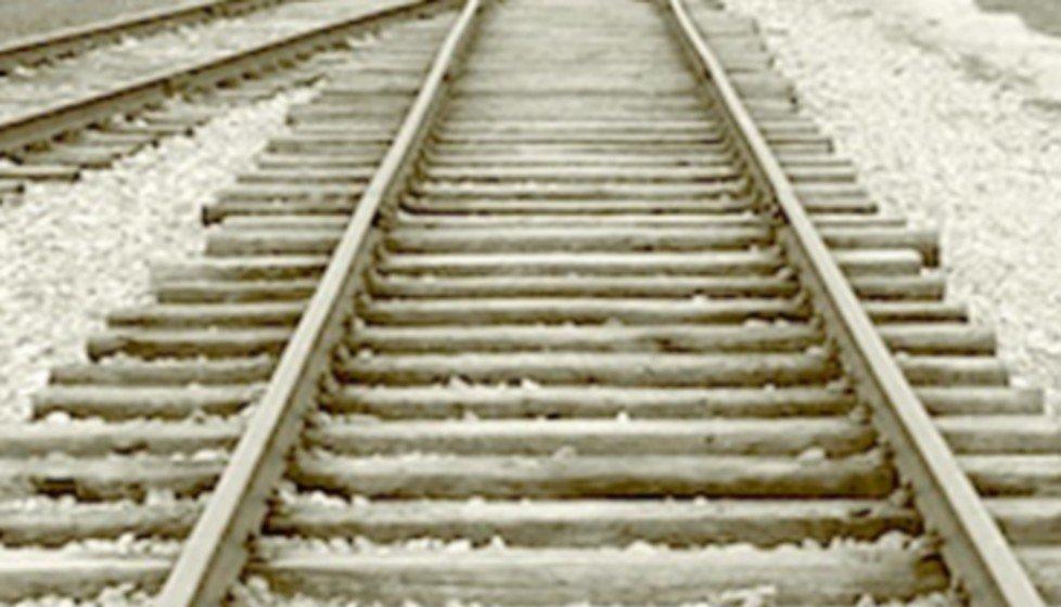 Risultati immagini per treno al termine del binario auschwitz